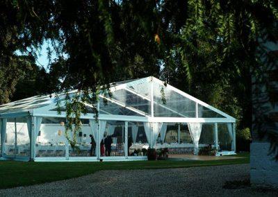 Structure réception mariage